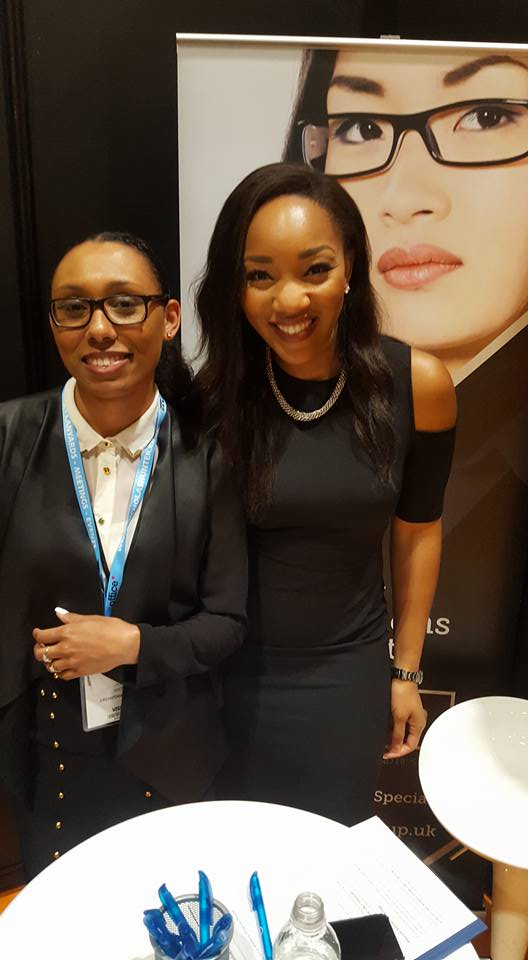 Patrice and Bianca Miller (The Apprentice Finalist 2014)