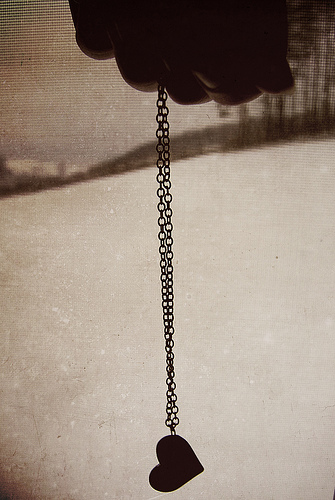 199 - Hope dangles on a string.