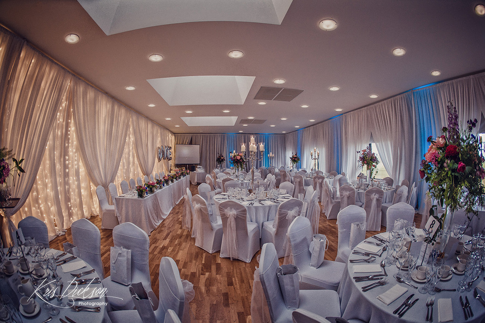 Full Room Draping