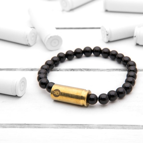 patent black look product home the new bracelets bracelet of onyx matte bu brass unity