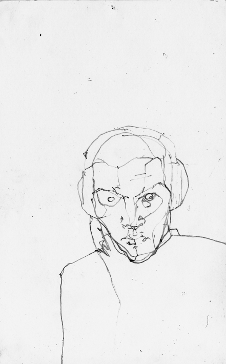 Self Portrait With Headphones