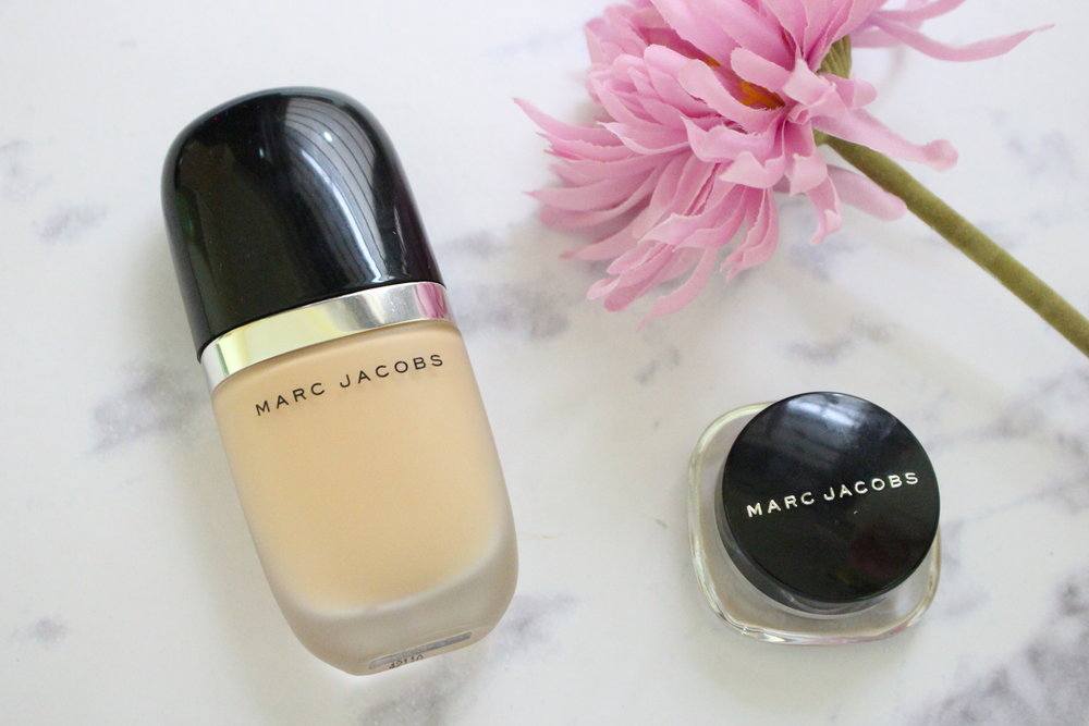 Marc Jacobs Foundation and Concealer