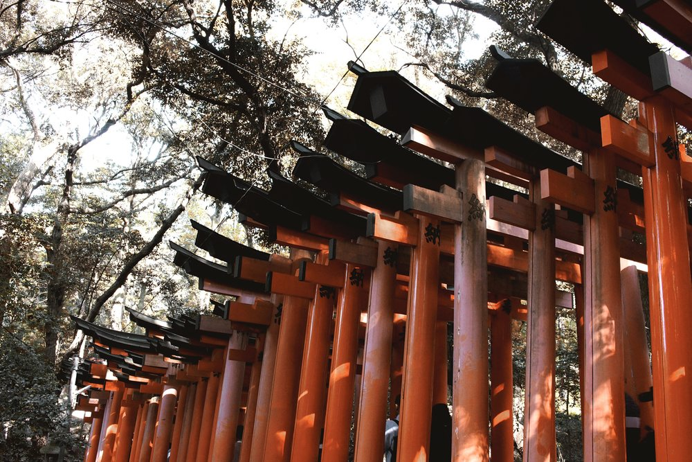 Fushimi Inari Shrine - Kyoto, Japan