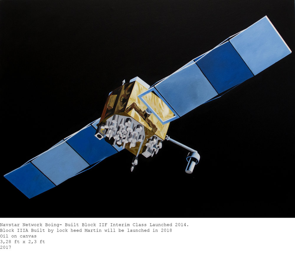 TITULO Navstar Network Boeing- Built Block IIF Interin Class Launched 2014 - Block 3A Built by Lock heed Martin Will Be Launched in 2018.jpg