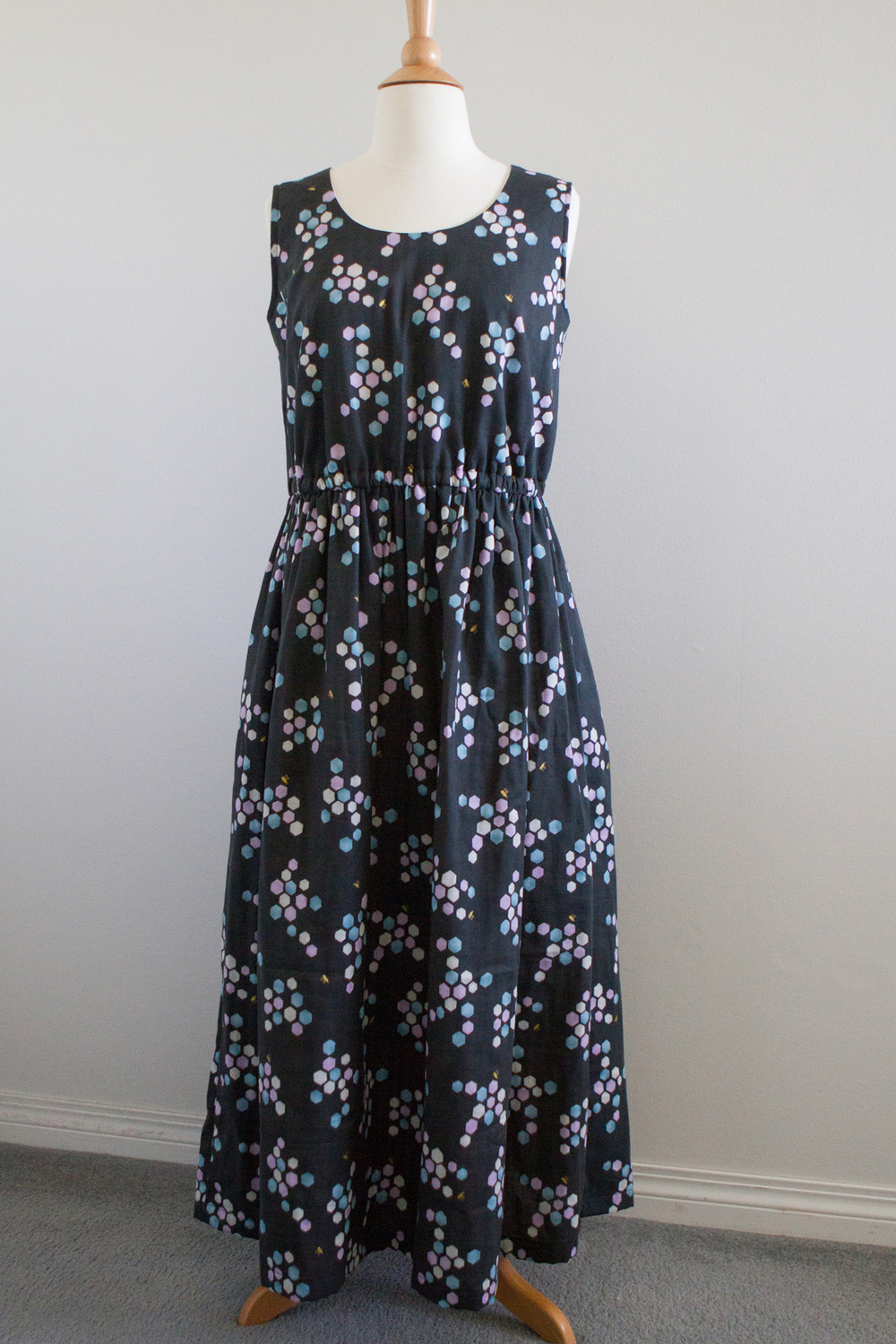 Flowy maxi dresses are the best in warmer weather!