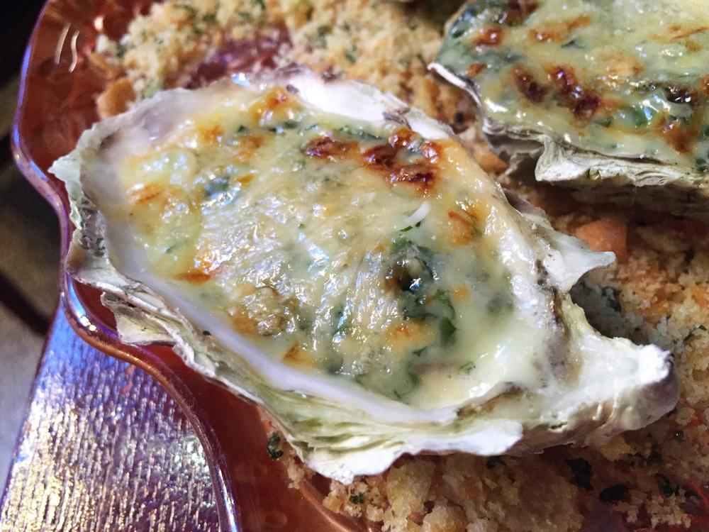 ベイクドオイスター Baked oysters (sweet)