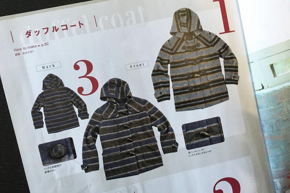 The hood pattern