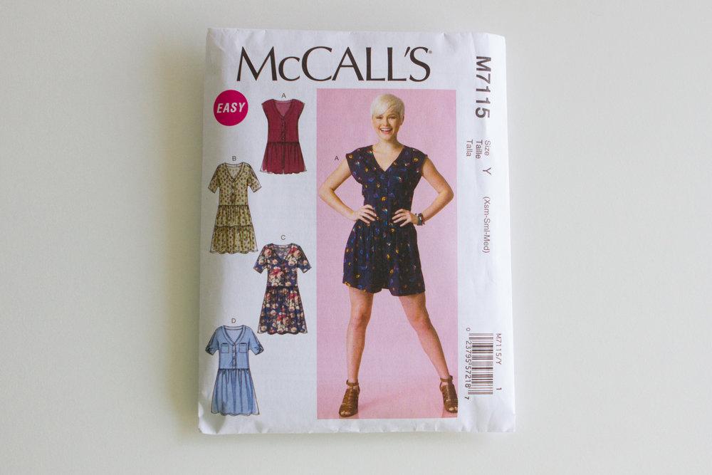 McCall's M7115
