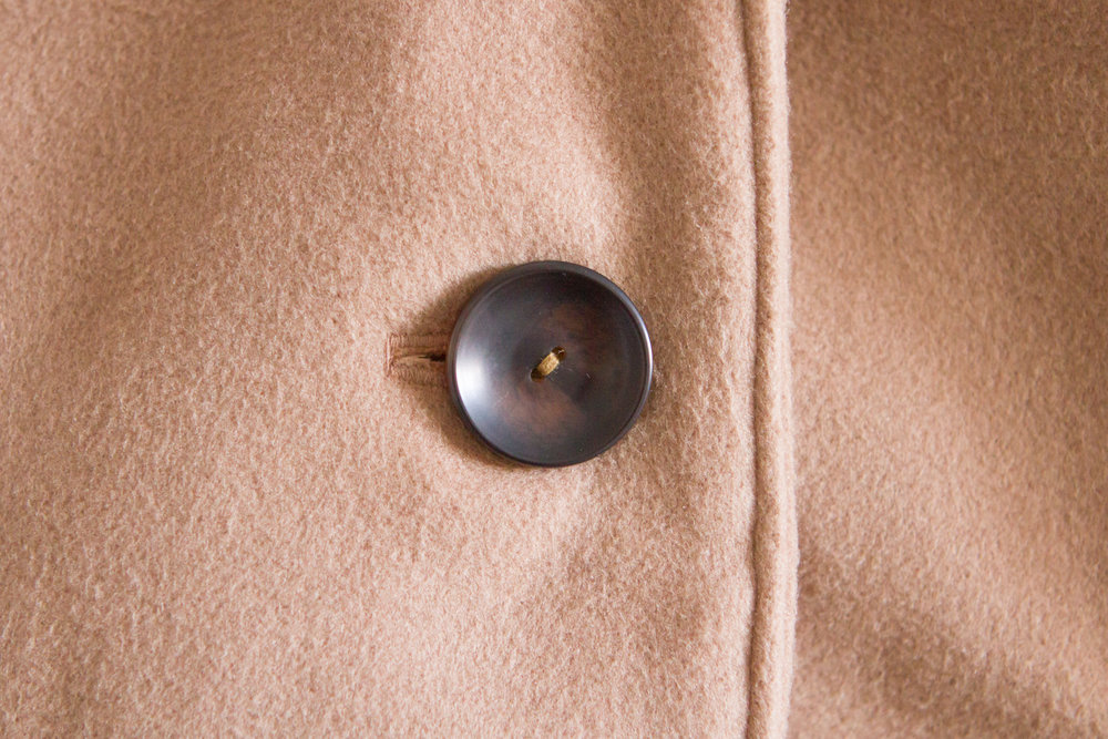 Button close-up