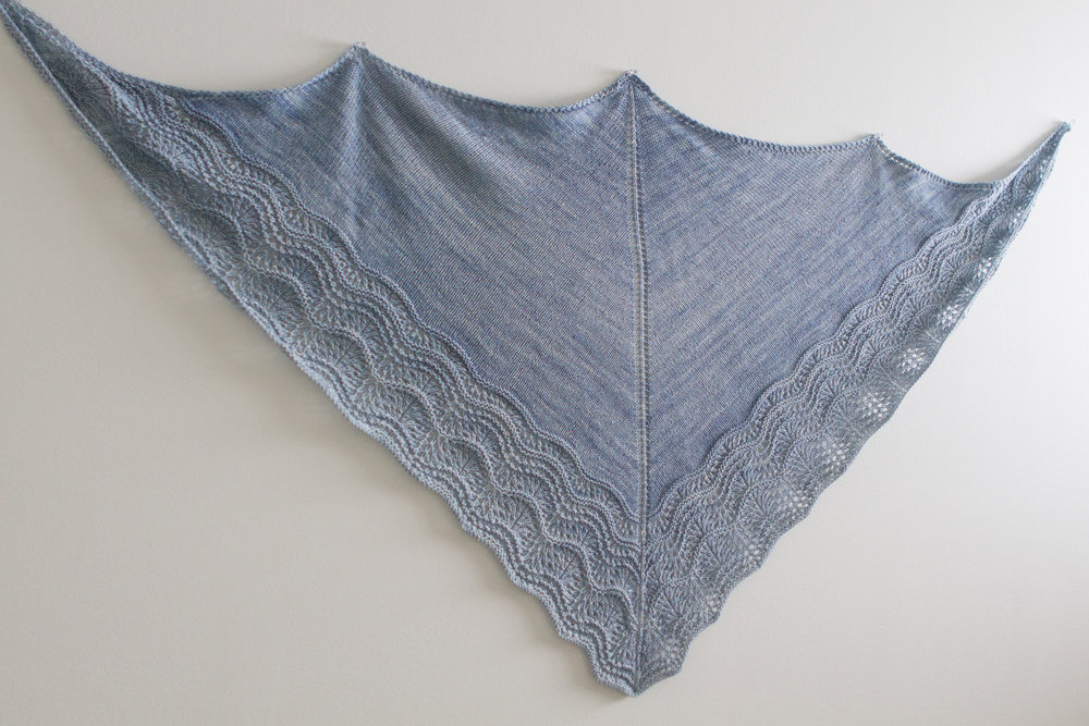 My Hot Shawl