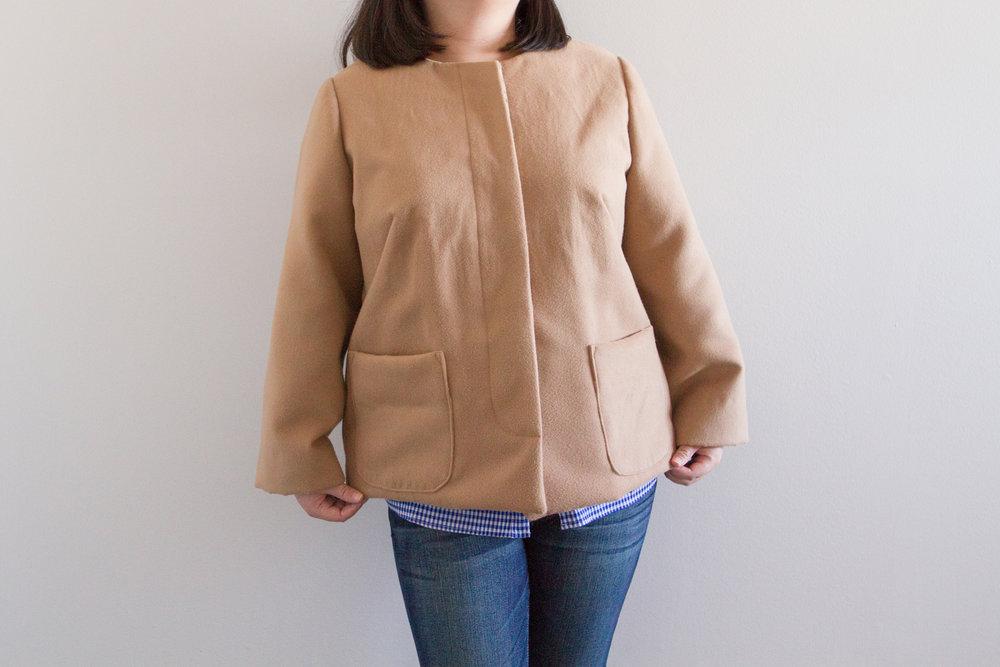 My Bamboo Coat