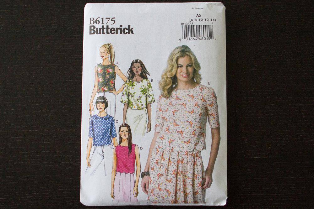 Butterick B6175