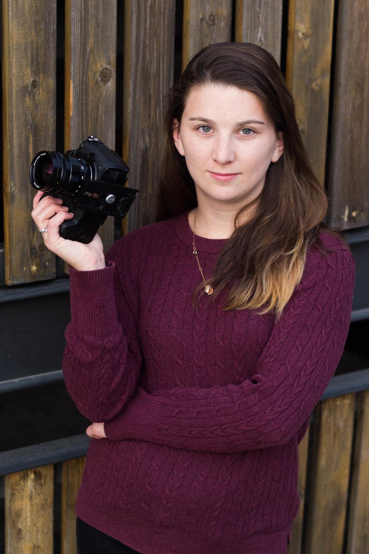 Savannah Power   Director   Editor   Co-Founder