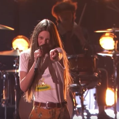 Hard To Handle - Courtney Hadwin - If you haven't seen Courtney Hadwin's audition for America's Got Talent you are seriously missing out. My mind was blown. Her cover of this classic song was out of this world.