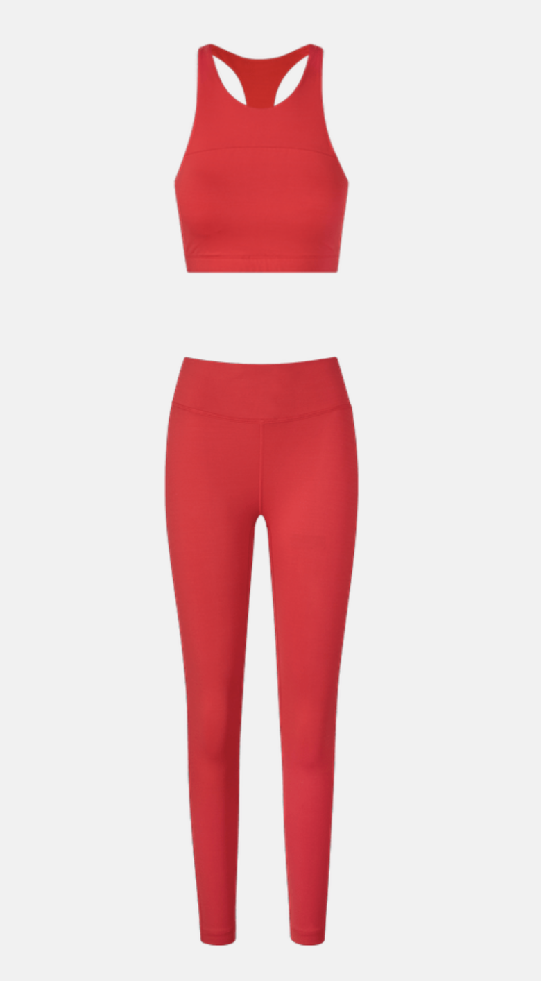 Outdoor Voices Kit - I've written about about Outdoor Voices before, so we all know I am a fan. I think the idea of the OV Kit is so smart, because it makes matching your workout clothes so easy.
