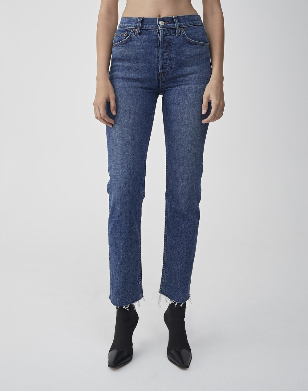 Re/Done Levi's - I love every pair of jeans on the Re/Done site, and I have been dying to get my hands on a pair.