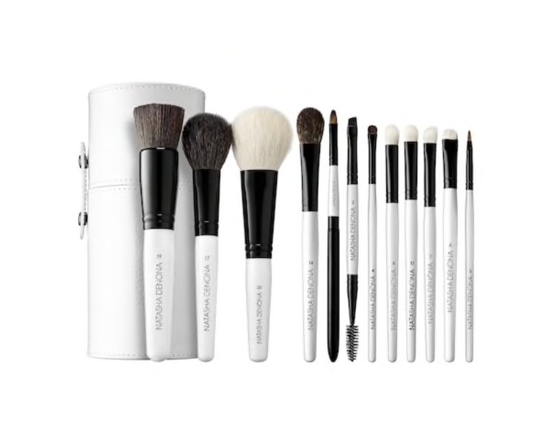 Brush Set - I've never had a real makeup brush set. I usually just pick up random brushes here and there - mostly from drug stores. I really want to invest in a nice set.