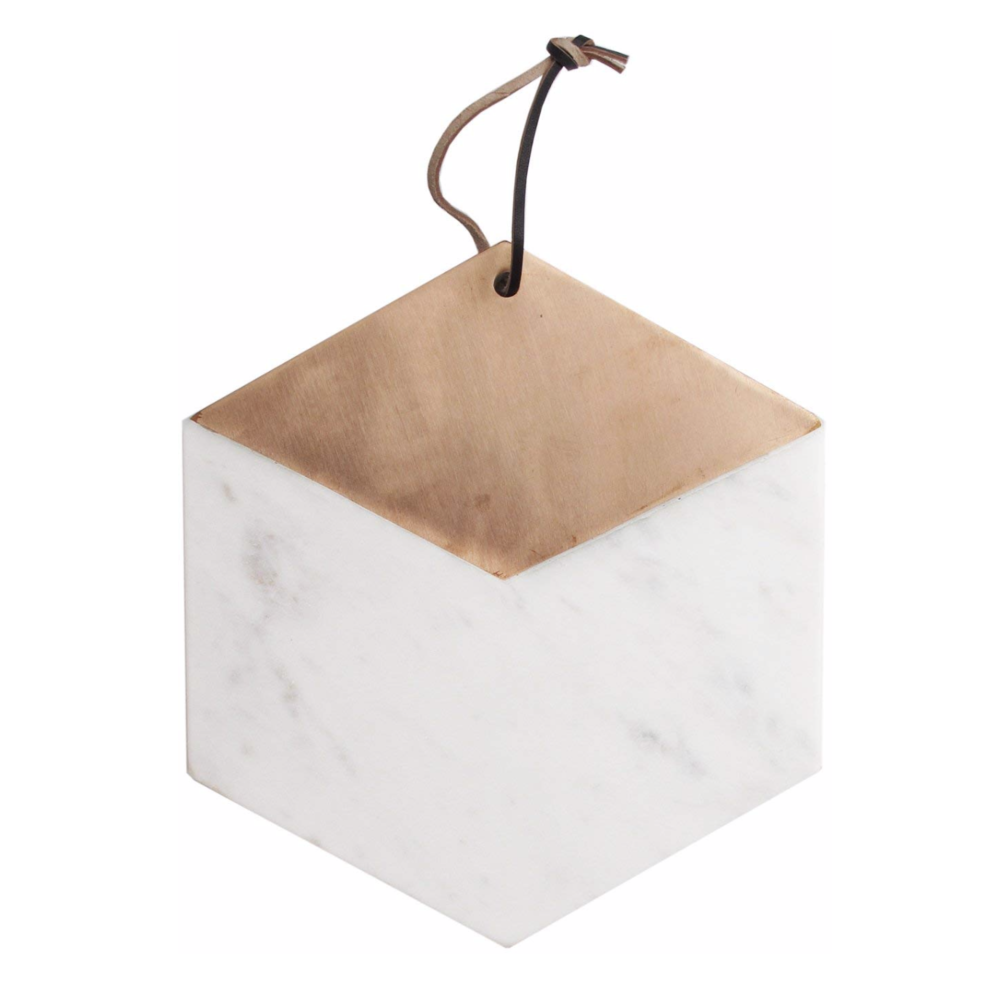 Marble Cheeseboard - Even if you aren't an entertainer, these look great on display in your kitchen.