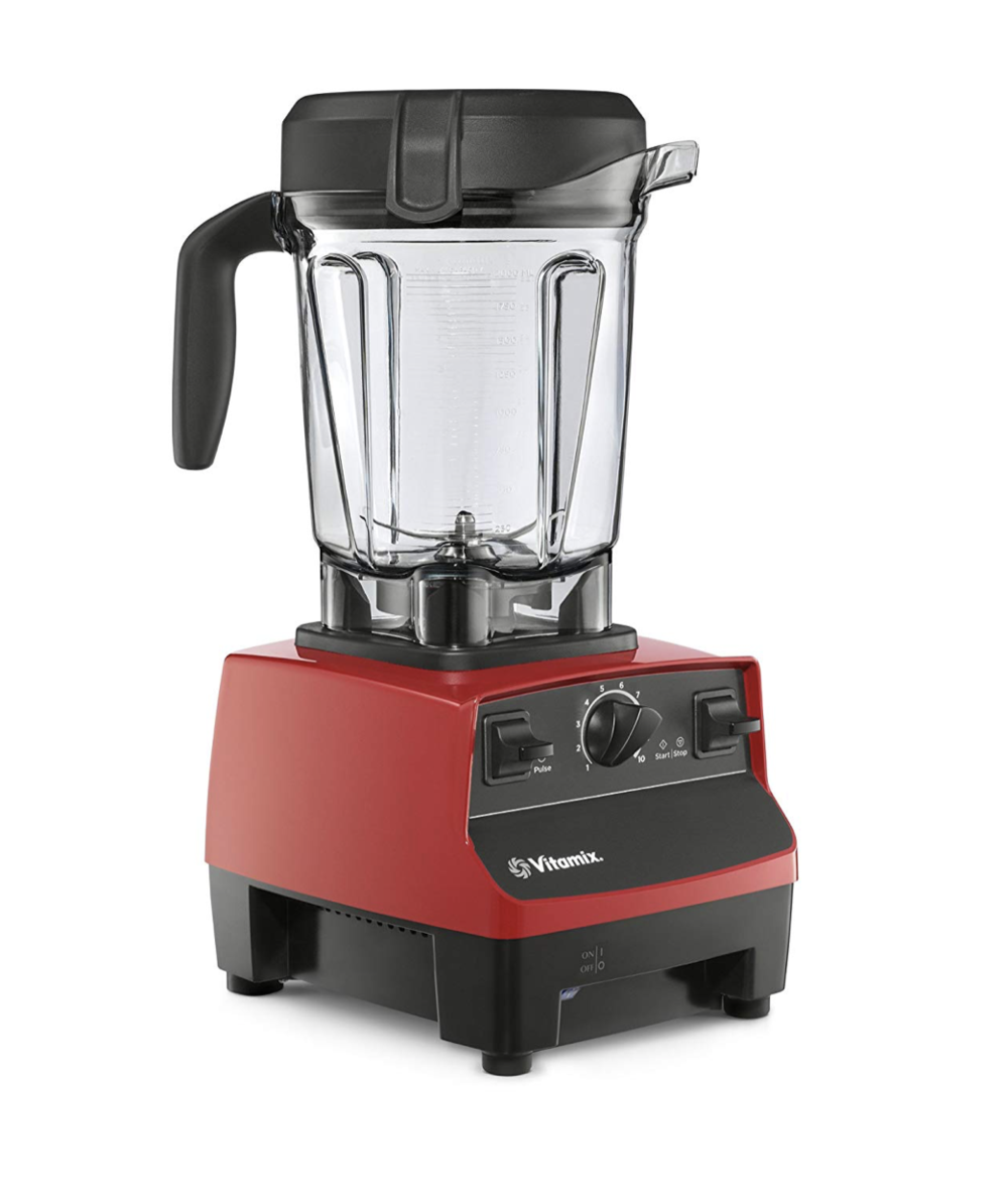 Vitamix - If you are a health nut, this is a must.
