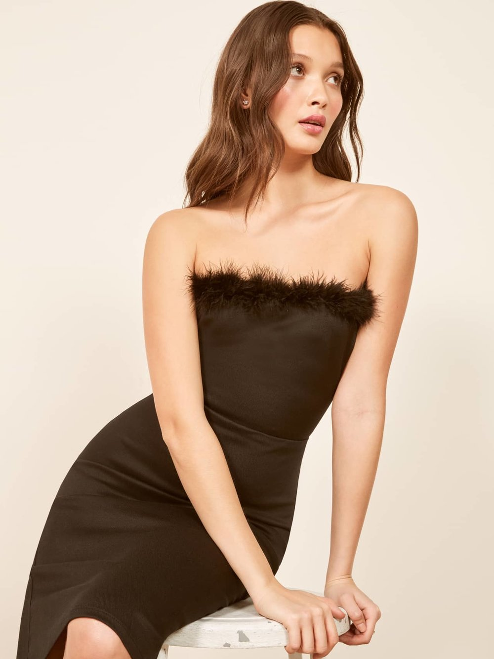 Reformation Party Dress - Reformation has the best dresses, especially when it comes to the holiday season.