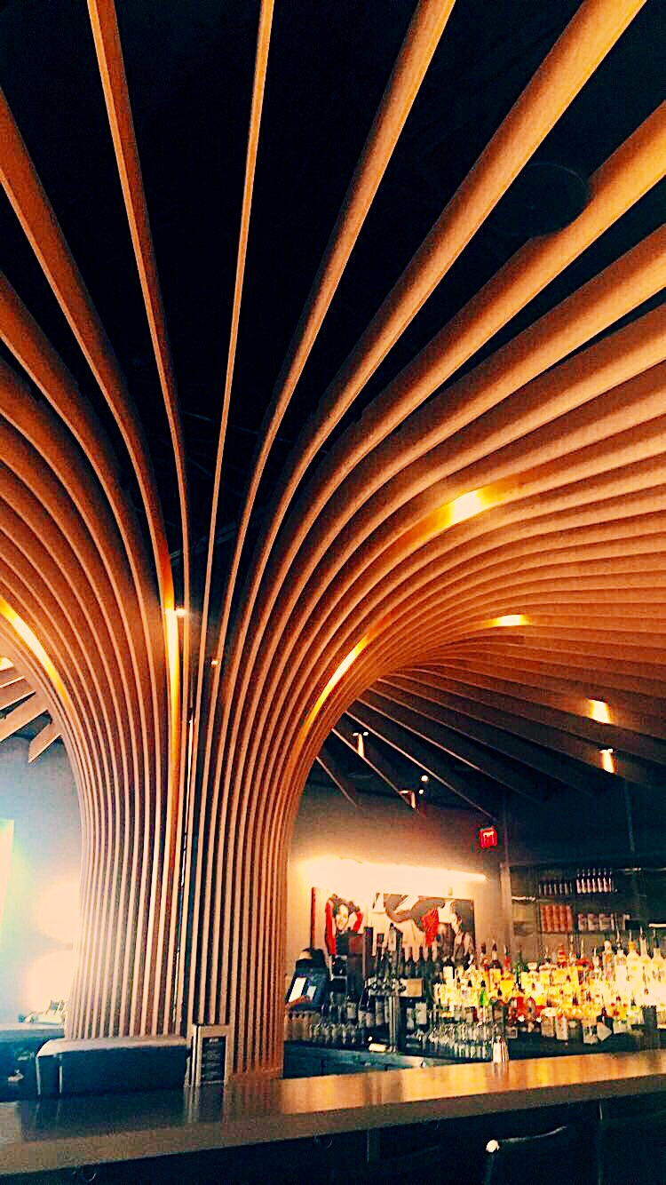 Co Charlotte Restaurant Interior