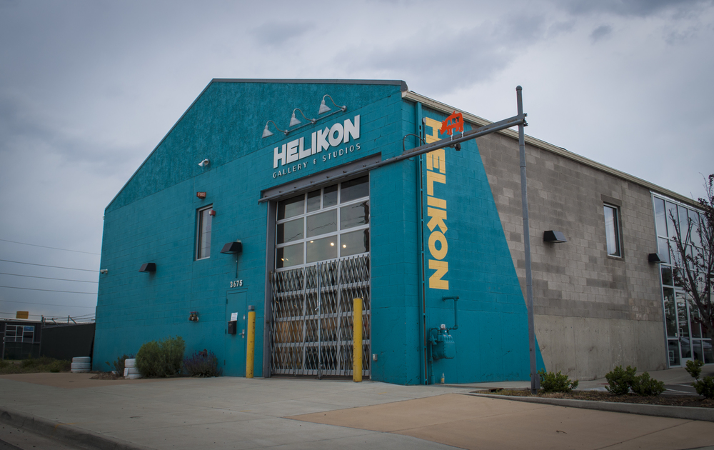 Odessa Denver Creative Space Partner, Helikon Gallery
