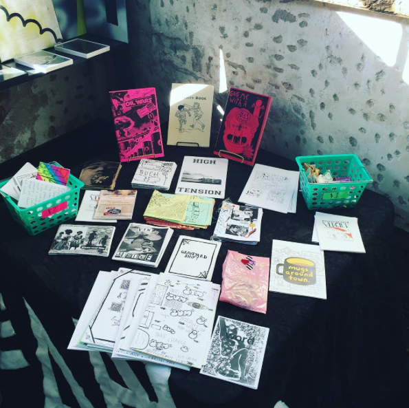 Far Out Zines