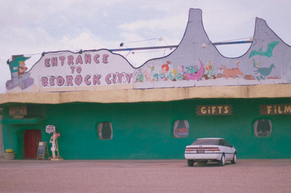 bedrock city, April 2015