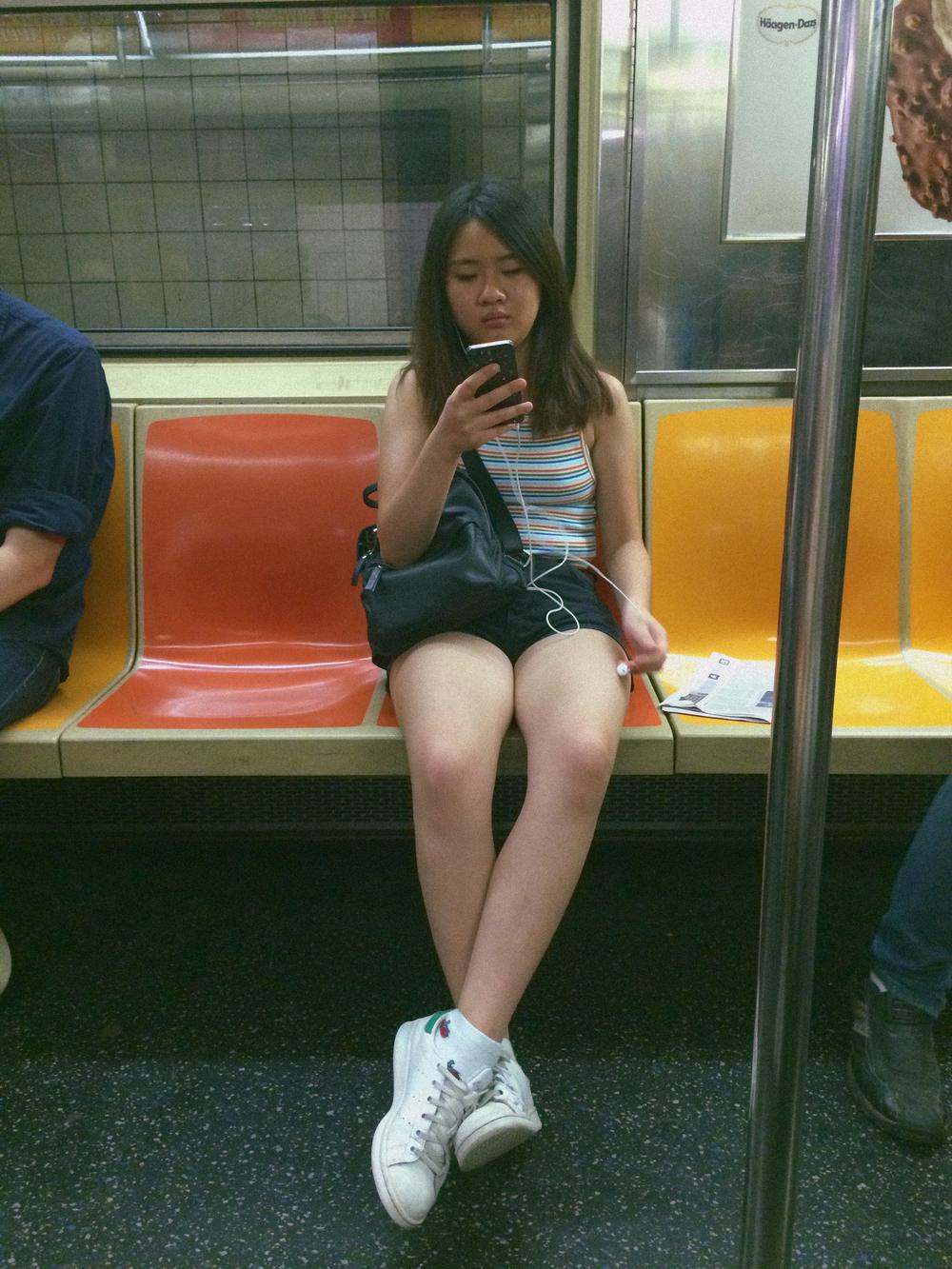 Milk on Subway, June 2016