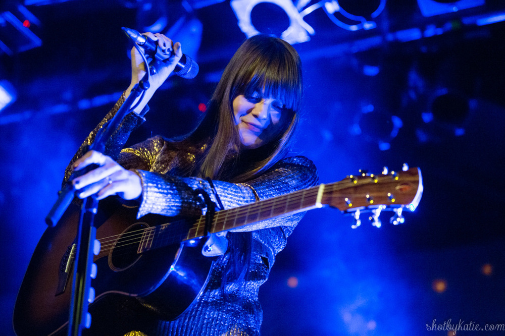 First Aid Kit @ The HiFi, Melbourne, 30th July 2014