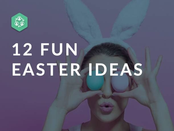 A very quick turnaround was needed for this easy read of unique Easter activities for this conservative-leaning blog.