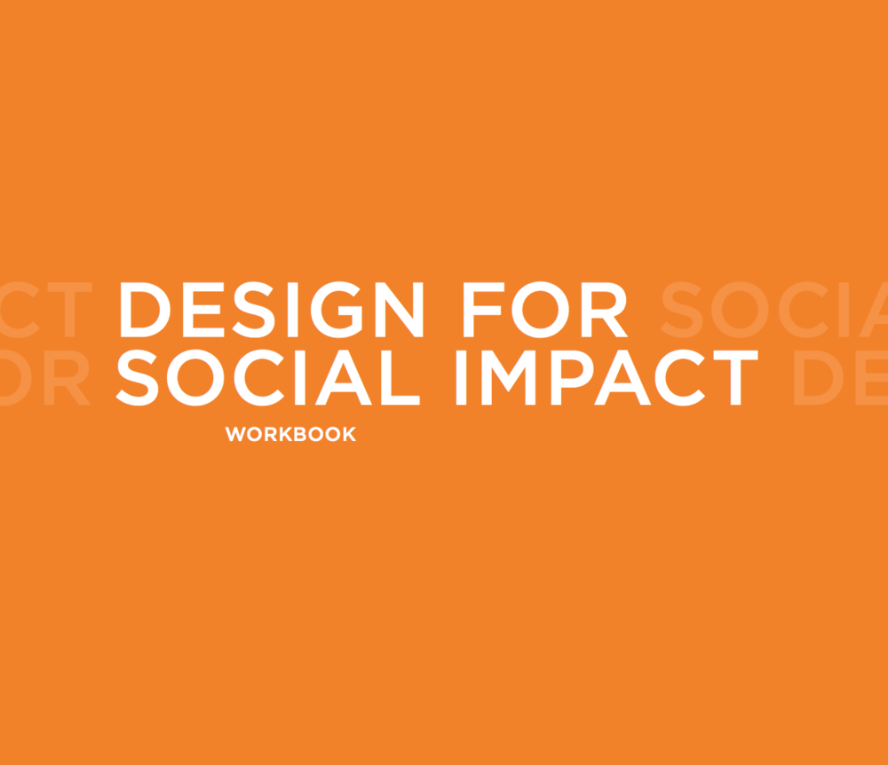 Design for Social Impact Workbook