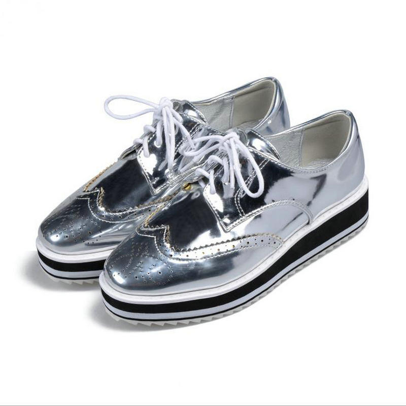 2017-New-Womens-Bullock-Oxford-Shoes-Lace-Up-Platform-Metallic-Silver-Black-Fashion-Vintage-Platform-Flat.jpg
