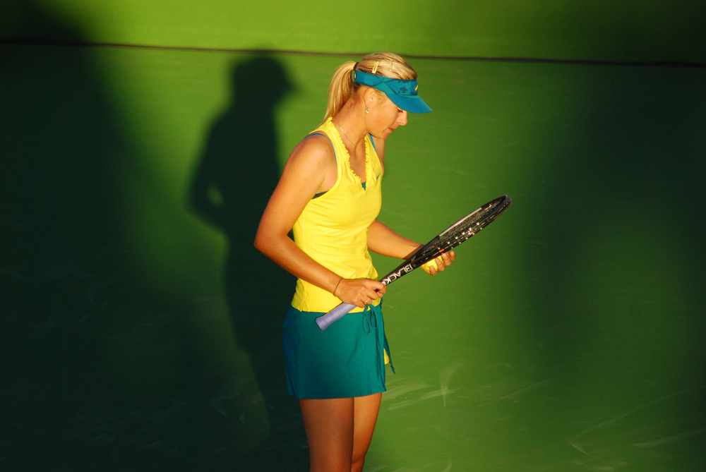 Maria Sharapova, Russia, WTA Player