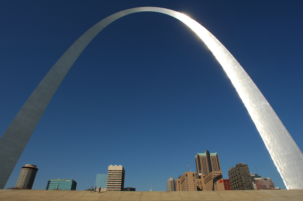 Gateway Arch - St. Louis, Missouri