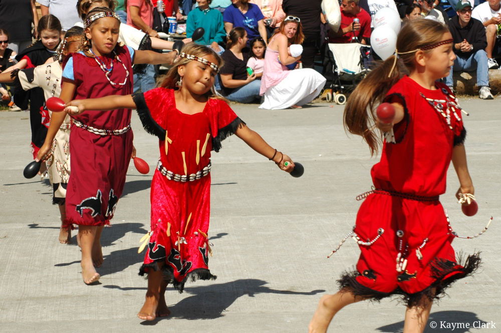 Makah Days Annual Celebration Pow Wow
