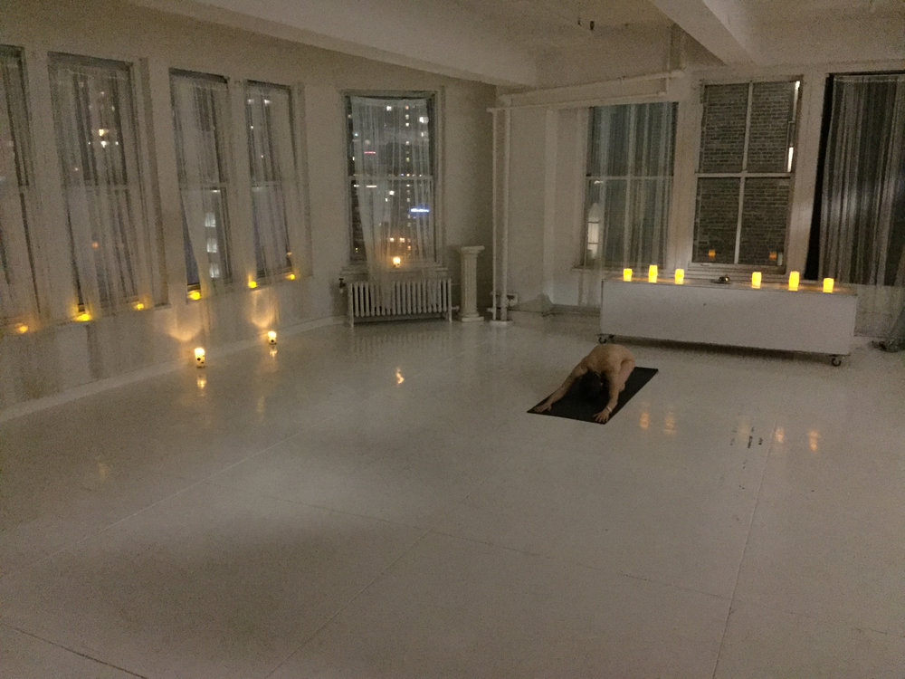 Our studio space in NYC!
