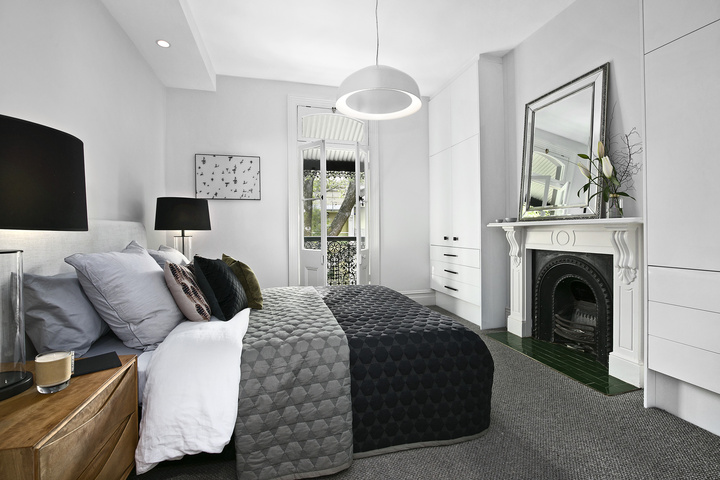 Dream Master Bedroom Mark Shapiro Design