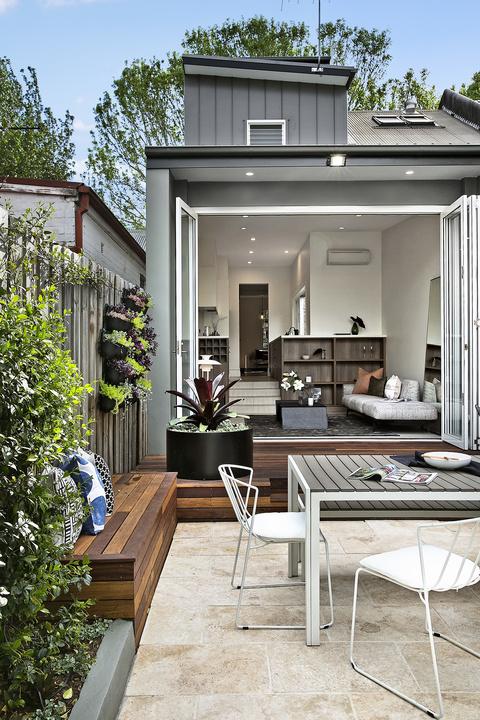 Outdoor Dream Space, Renovation Mark Shapiro Design