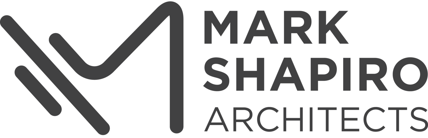 MARK SHAPIRO ARCHITECTS