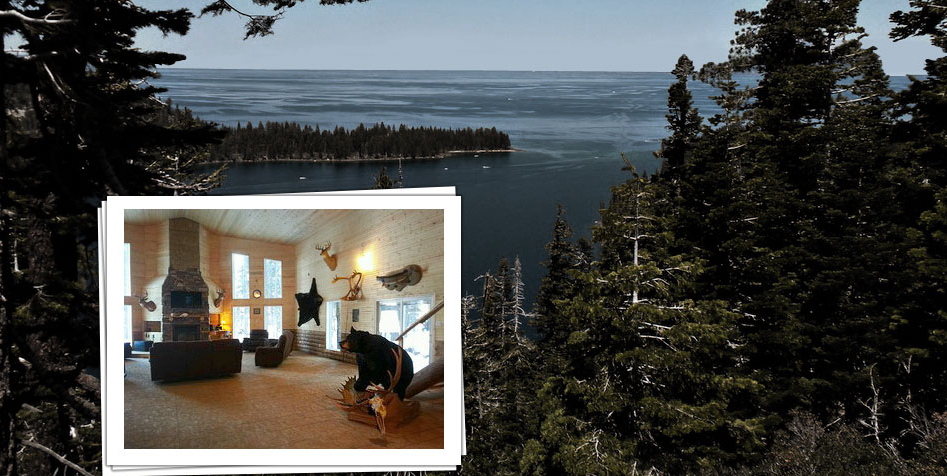 Tower Lodge, East Bay, Dore Lake