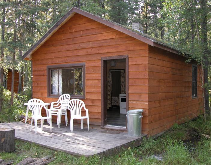 Dore Lake Lodge, South End, Dore Lake