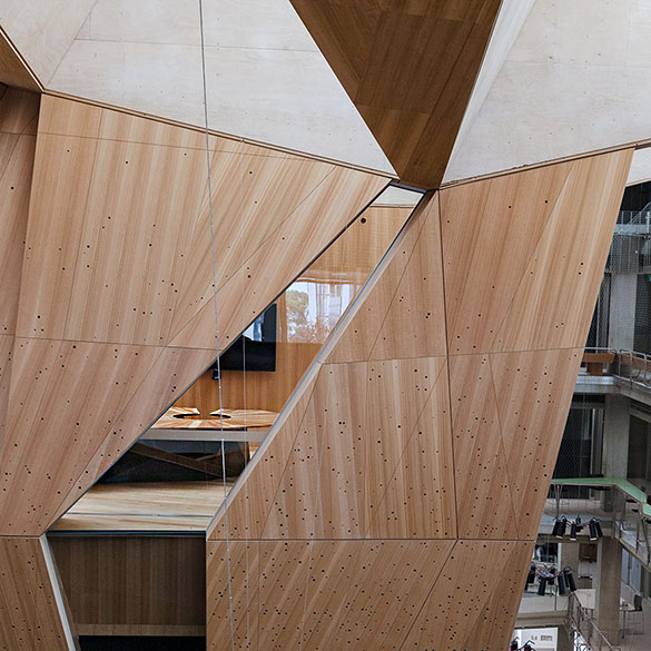 Hanging Studio Table, Melbourne School of Design