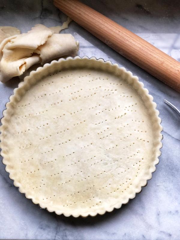 Pecan Pie Shell