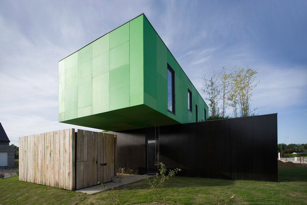 CROSSBOX HOUSE : PHOTO: JAVIER CALLEJAS / ARCHITECT: 2A DESIGN