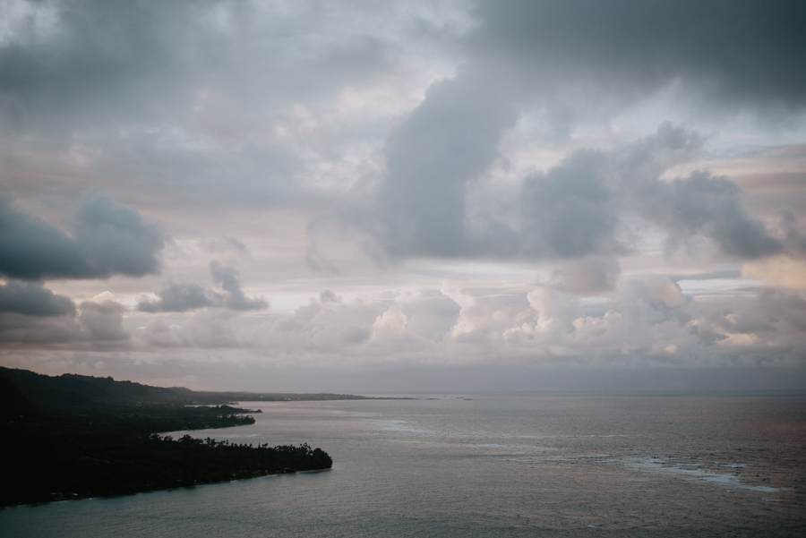 Landscape Photography Ocean in Hawaii