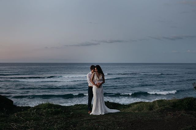 More from this gorgeous elopement session in the North Shore captured by Justine ✨ in case you missed it, these are up on the blog!