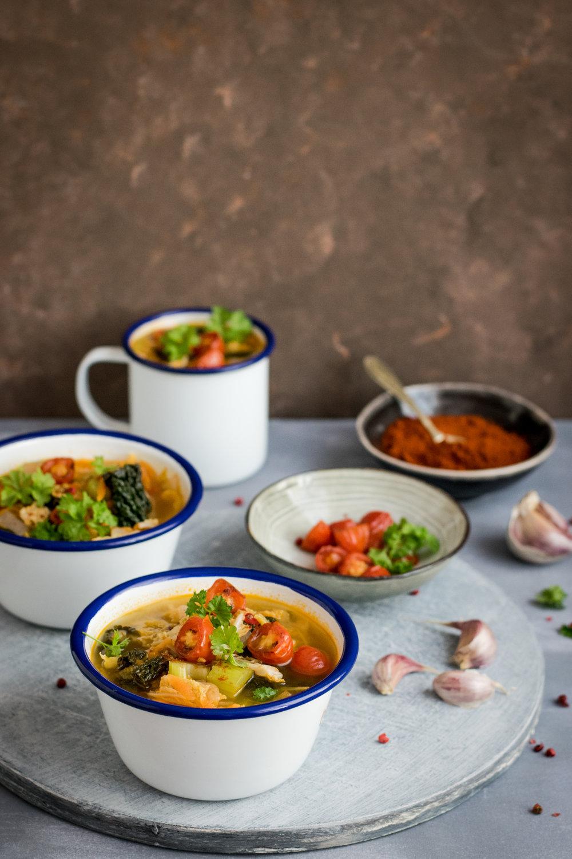 peas in stew