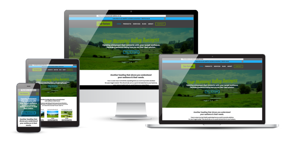 SEO web design in Taree, NSW | UpBound small business marketing services