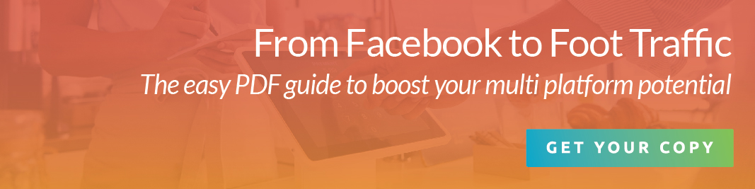 Download you copy of 'From Facebook to Foot Traffic | UpBound Website Design & Small Business Marketing'